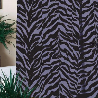 Kimlor Purple Zebra Shower Curtain  Search Results