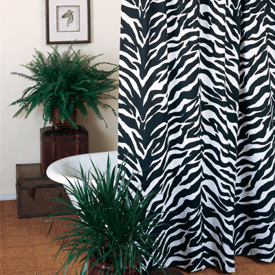 Kimlor Zebra Shower Curtain  Search Results