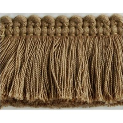 Brimar Trim Brush Fringe Ash Seasonal Elegance