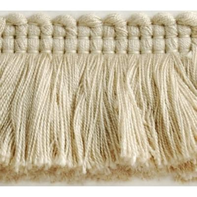 Brimar Trim Brush Fringe Sandcastle Seasonal Elegance