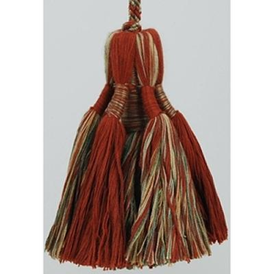 Brimar Trim Key Tassel Picante Mixed Seasonal Elegance