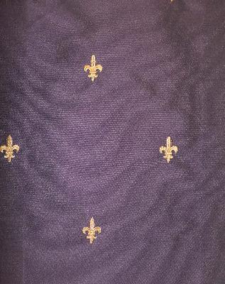 Fabrics in Fashion Fleur De Lis 1827 Purple Search Results