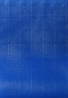 Foust Textiles Inc 128 Rip Stop Electric Blue   Nylon Fabric