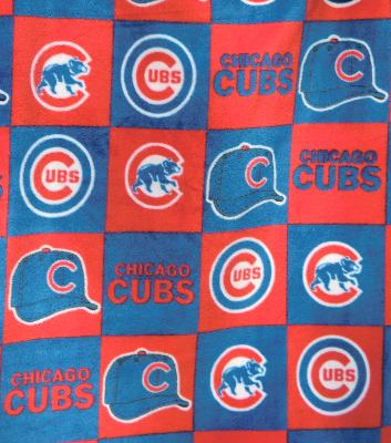 Foust Textiles Inc Chicago Cubs Fleece  Search Results