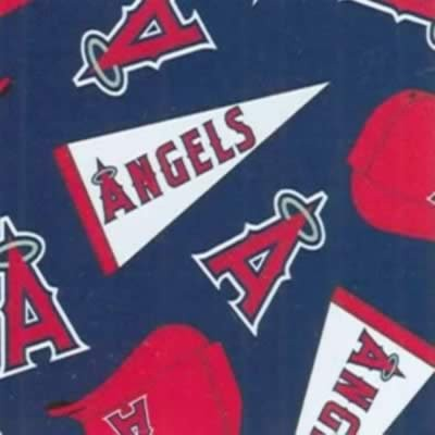 Foust Textiles Inc Anaheim Angels Fleece  Search Results