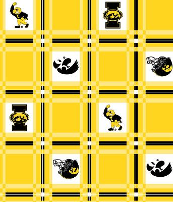 Foust Textiles Inc Iowa Hawkeyes Vinyl Tablecloth  Search Results