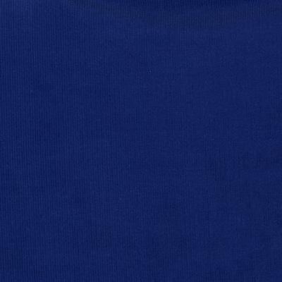 Robert Kaufman Corduroy 21 Wale Royal Solid Color Corduroy Fabric