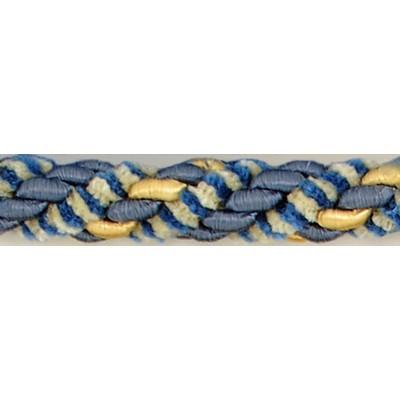 Brimar Trim  1/2 in Chenille Lipcord BLW Fabric Cord