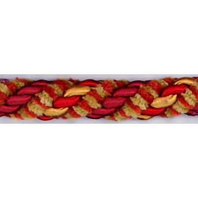 Brimar Trim  1/2 in Chenille Lipcord CRG Fabric Cord