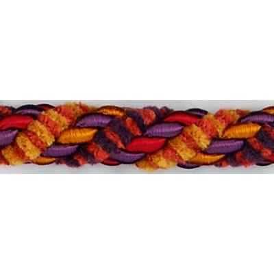 Brimar Trim  1/2 in Chenille Lipcord PRR Fabric Cord