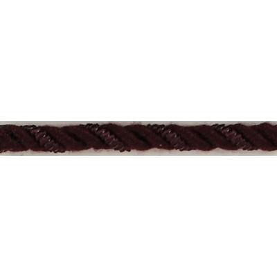 Brimar Trim  1/4 in Braided Cord W/Lip AB Fabric Cord