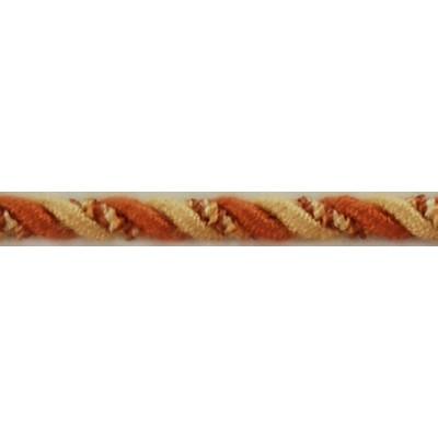 Brimar Trim  1/4 in Braided Cord W/Lip APM Braided Trim