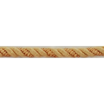 Brimar Trim  1/4 in Braided Cord W/Lip AP Fabric Cord