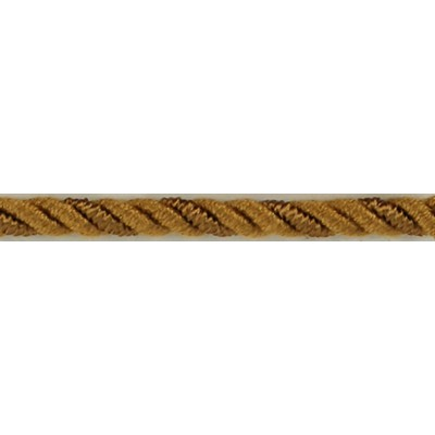 Brimar Trim  1/4 in Braided Cord W/Lip CA Fabric Cord