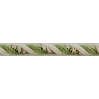 Brimar Trim  1/4 in Braided Cord W/Lip CCR Fabric Cord