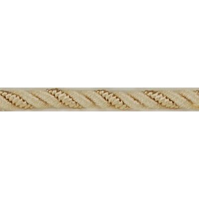 Brimar Trim  1/4 in Braided Cord W/Lip CH Fabric Cord