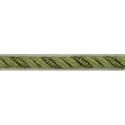 Brimar Trim  1/4 in Braided Cord W/Lip CLY Fabric Cord