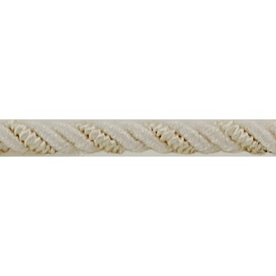 Brimar Trim  1/4 in Braided Cord W/Lip PE Braided Trim