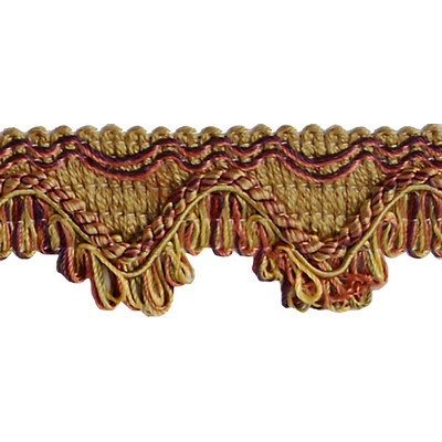 Brimar Trim 1 1/4 in Scallop Fringe GPC Search Results