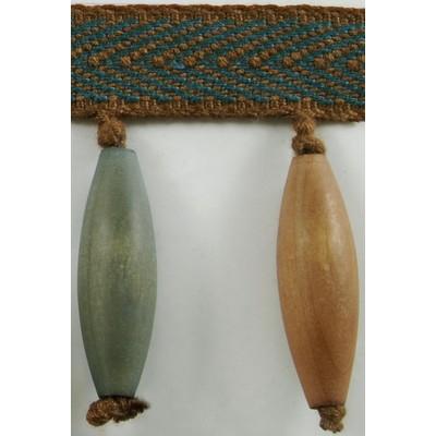 Brimar Trim 3 in Wood Bead Fringe EUC Search Results