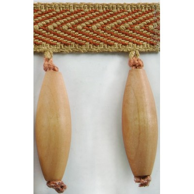 Brimar Trim 3 in Wood Bead Fringe TGL Search Results