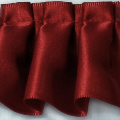 Brimar Trim 2 in Pleated Satin Ribbon CTI Search Results