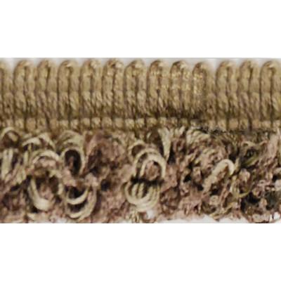 Brimar Trim  1/2 in Caterpillar Lipcord PWT Fabric Cord