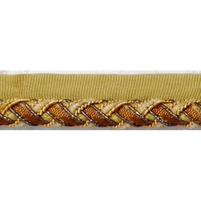 Brimar Trim  1/2 in Lipcord COG Fabric Cord