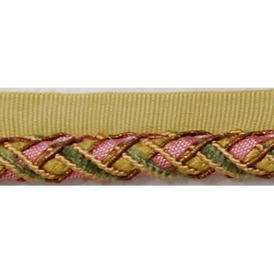 Brimar Trim  1/2 in Lipcord MNQ Fabric Cord