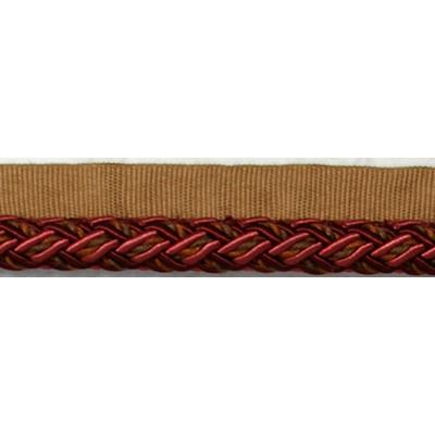 Brimar Trim  1/2 in Lipcord MNZ Fabric Cord