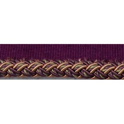 Brimar Trim  1/2 in Lipcord MTR Fabric Cord