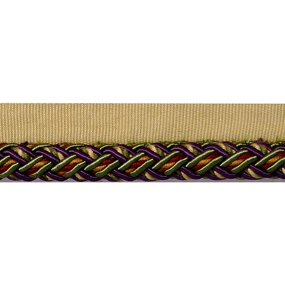 Brimar Trim  1/2 in Lipcord PRV Fabric Cord
