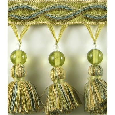 Brimar Trim 3 1/4 in Glass Bead Tassel Fringe PDT Search Results