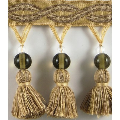 Brimar Trim 3 1/4 in Glass Bead Tassel Fringe SMQ Search Results