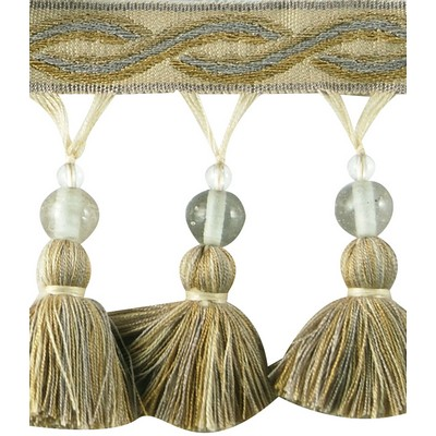 Brimar Trim 3 1/4 in Glass Bead Tassel Fringe WCR Search Results
