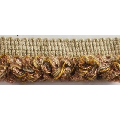 Brimar Trim  1/2 in Loop Lipcord PNA Fabric Cord