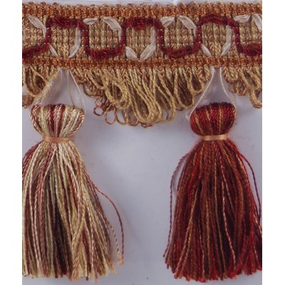 Brimar Trim 3 3/4 in Tassel Fringe GRN Search Results