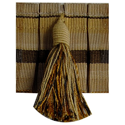 Brimar Trim 3 1/4 in Tassel Pleated Tape GLD Search Results