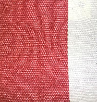 Chella Jamaican Stripe 51 Red Currant Chella Textiles