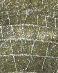 Crocodile Basil Velvet by