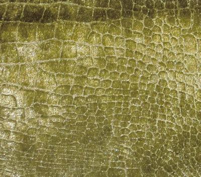 Europatex Crocodile Velvet Sage Europatex Fabric