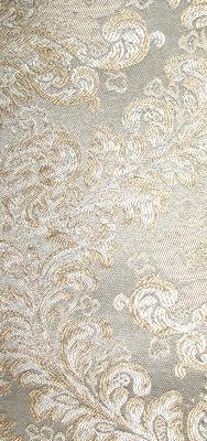 Fabricade 112925 Sage Damask Jacquard Fabric