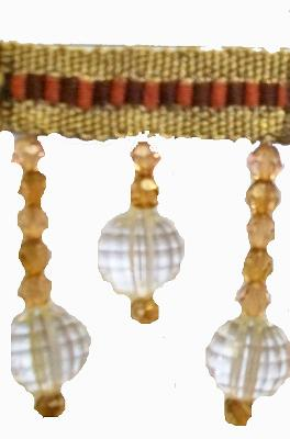 Fabricade Trim 202145 Braid with Acrylic Beads Canyon Search Results