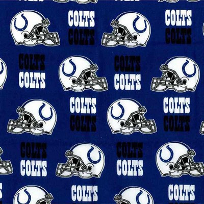 Foust Textiles Inc Indianapolis Colts Cotton Print  Search Results