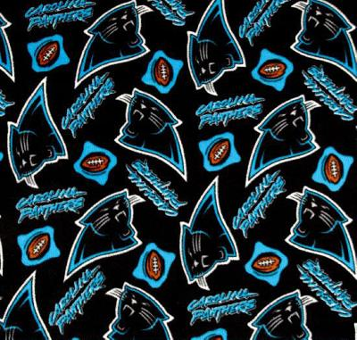 Foust Textiles Inc Carolina Panthers Fleece  Search Results