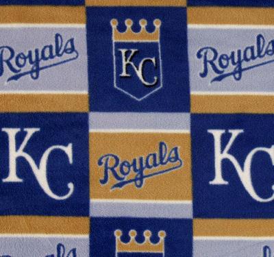 Foust Textiles Inc Kansas City Royals Fleece  Search Results