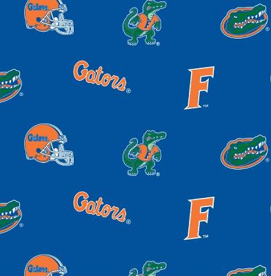 Foust Textiles Inc Florida Gators Fleece  Search Results