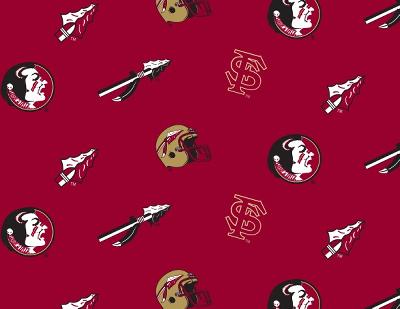 Foust Textiles Inc Florida State Seminoles Fleece  Search Results
