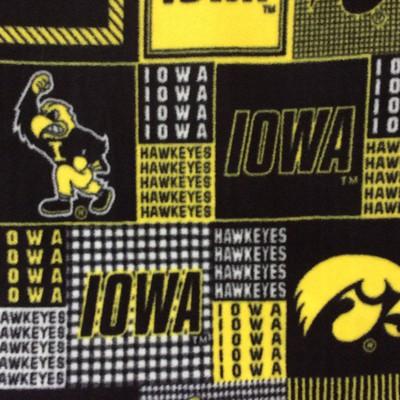 Foust Textiles Inc Iowa Hawkeyes Fleece  Search Results