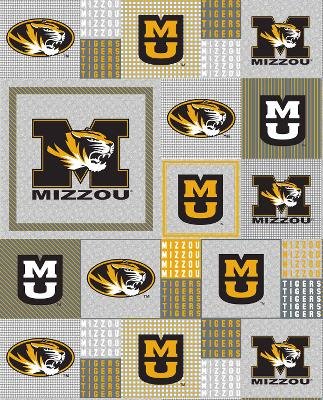 Foust Textiles Inc Missouri Tigers Back to School Fleece  Search Results